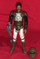 Star Wars Vintage: Lando Calrissian (Skiff Guard Disguise) - Complete Loose Action Figure